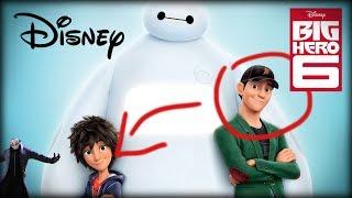 """Brat Hiro żyje?! - """"Wielka Szóstka"""" Teoria Disneya? Szok?"""
