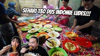 Download Video GILA!!! SEHARI BISA HABIS 130 DUS INDOMIE!!! ANTRI PANJANG MAU MAKAN DISINI | FT. MGDALENAF MP3 3GP MP4