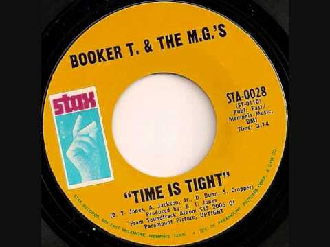 Time is Tight (1969) (Song) by Booker T. & the M.G.'s