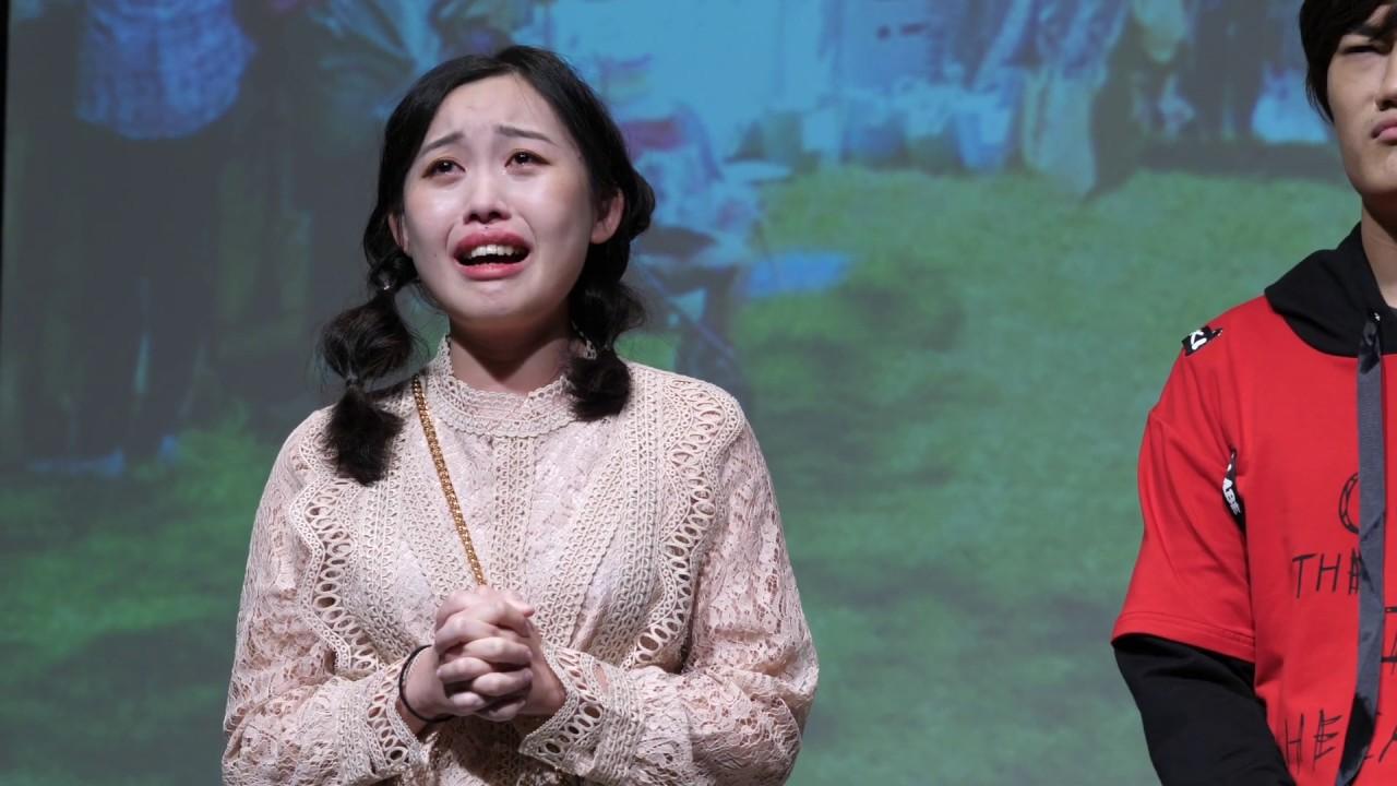 2019美麗人生劇團 舞台劇《誰 在叩門》預告片