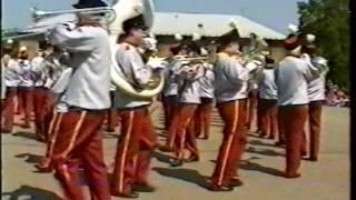 ViJoS Showband Tjechie Valašské Mezi?í?í mei 1995 deel 1_2