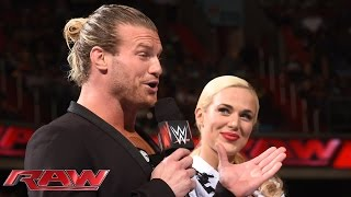 Dolph Ziggler and Lana go public: Raw, June 29, 2015