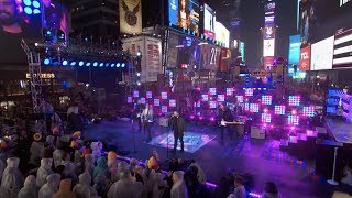 Dan + Shay   Tequila (Live On Dick Clark's New Year's Rockin' Eve)