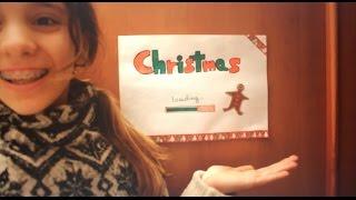 Room tour natalizio    vlogmas 09/12/2016