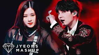Gambar cover BTS & BLACKPINK - PIED PIPER X 불장난 PLAYING WITH FIRE (MASHUP)