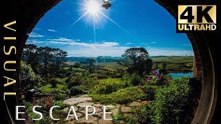 New Zealand - The Shire in 4K - Visual Escape