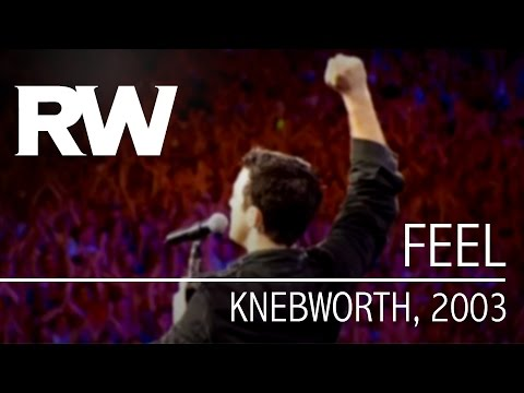 Robbie Williams   Feel (Live At Knebworth 2003)