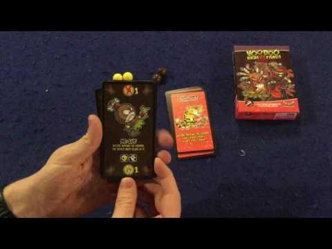 Bower's Game Corner:  Voodoo: Ninjas Vs Pygmies Review