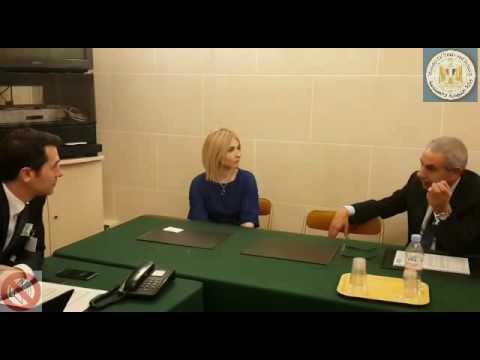 لقاءات الوزير/طارق قابيل فى ختام زيارتة للعاصمة باريس