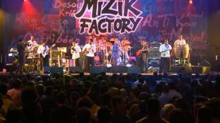 Tabou Combo MIZIK FACTORY Live Paris 40th Anniversay 2010 Part 1 Of 3
