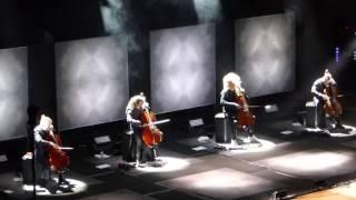 8. Februar 2017 Apocalyptica Welcome home (Sanitarium) Philharmonie München