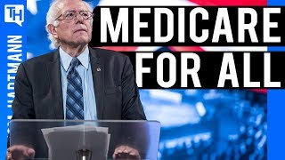 Bernie Sick of Republican Talking Points Against Medicare for All