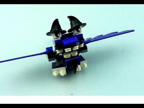 Vidéo LEGO Mixels 41524 : Mesmo