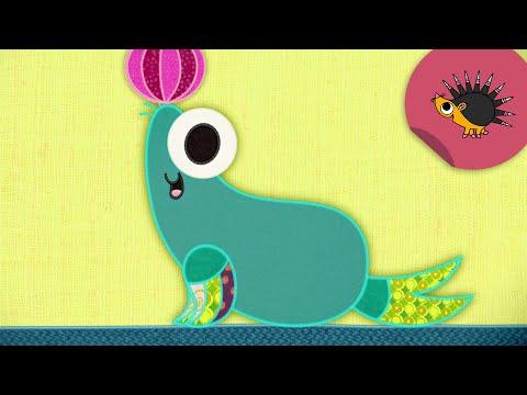Der Seehund hat ein Problem | Trickfilm | Schmusedecke | Ich kenne ein Tier | SWR Kindernetz
