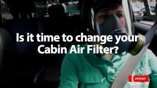 Is it time to change your Cabin Air Filter?