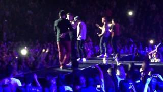 Backstreet Boys, I Want it that way. Akl, NZ.