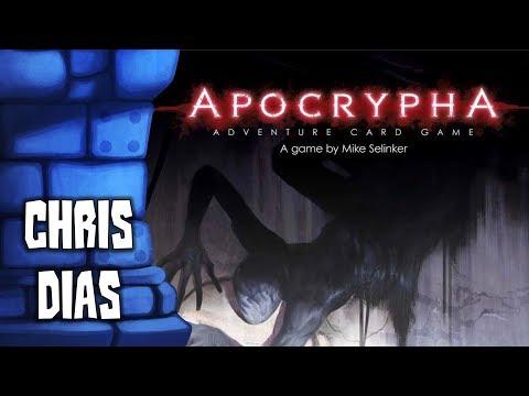 Apocrypha with Chris Dias