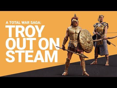 Total War Saga: Troy Receives Mythos Expansion