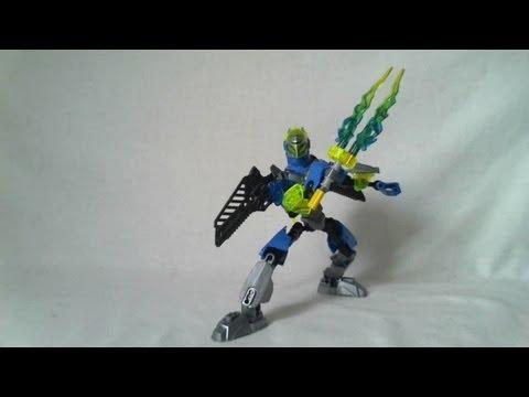 Vidéo LEGO Hero Factory 44008 : Surge