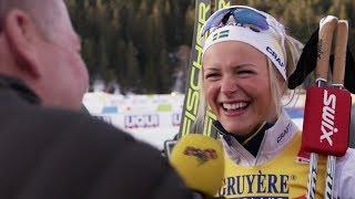 Seefeld #9: Frida Karlsson Er Svenskenes Nye Yndling