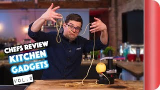 Chefs Honestly Review Kitchen Gadgets Vol. 9