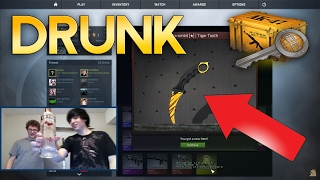TOP 5 DRUNK KNIFE UNBOXINGS EVER! | *LOUD AS FVCK*