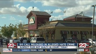 911 CALL: Farmer Boys restaurant attack