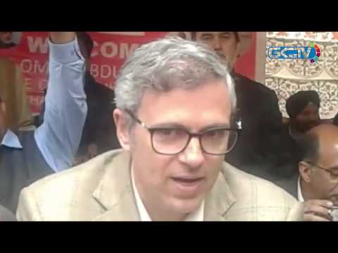 Omar Abdullah promises to withdraw cases against stone-pelters if voted to power