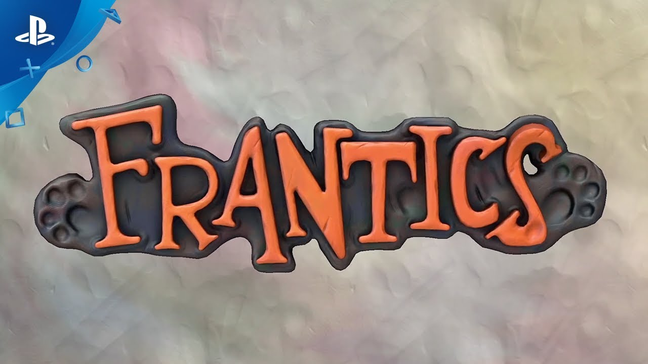 Frantics, a New PlayLink Party Game, Launches Today on PS4