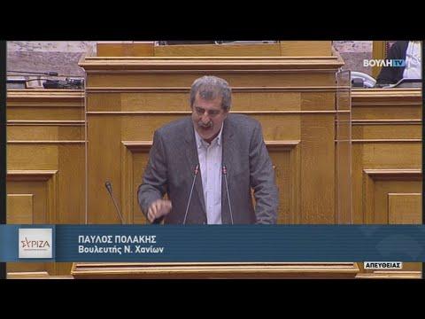 Αντιπαράθεση στη Βουλή για τα εμβόλια για τον Κορονοϊό