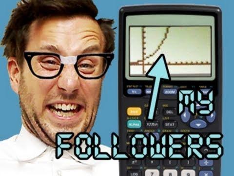 Twitter For Math Nerds!