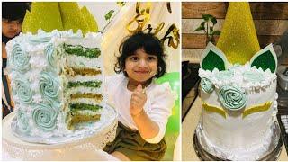unicorn cake||How to make unicorn horn, ears and eyes||#unicorncake#unicornhorn#unicornearsandeyes