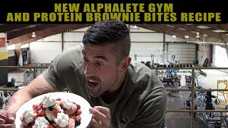 NEW Alphalete Gym - Macro Friendly Brownie Bites - Perspective