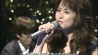 松田聖子呉田軽穂ユーミンメドレー2001