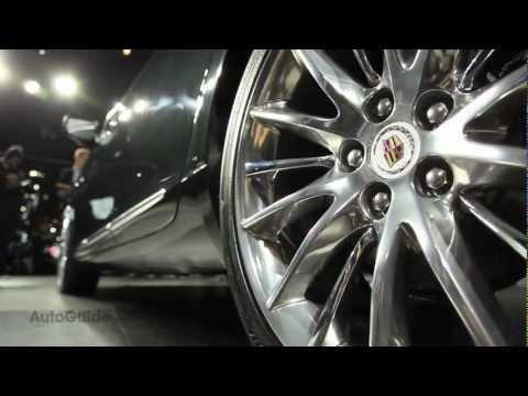 2013 Cadillac XTS - 2011 LA Auto Show