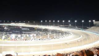 Desert Diamond West Valley Phoenix Grand Prix - Panning The Track At Night