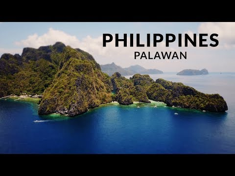 Gorgeous View of Palawan, Philippines