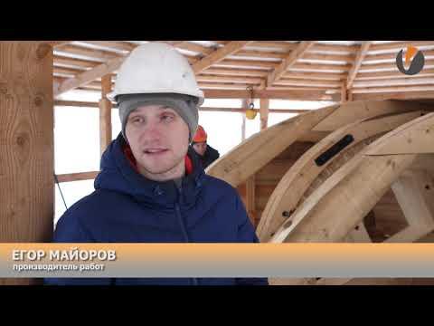 Новая жизнь столетней мельницы в Витославлицах: уникальные кадры сборки механизма