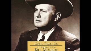 Bill Monroe Long Black Veil