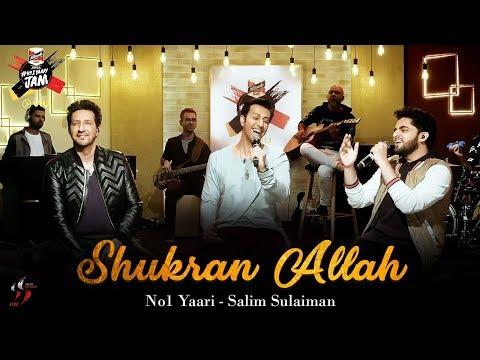 Shukran Allah - Kurbaan | Salim-Sulaiman | Raj Pandit | No1 YAARI JAM