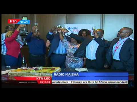 Radio Maisha imeadhimisha mwaka wake wa tano tangu kuanza kupeperusha bendera yake