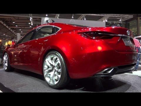 2013 Mazda6 - Mazda 6 Takeri [HD]