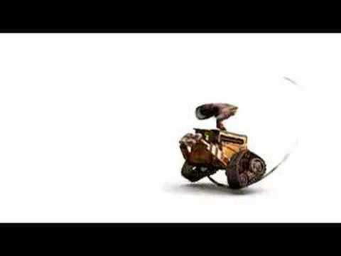 Wall-E (Meets a Hula Hoop Vignette)