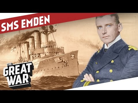 The Story Of The SMS Emden I THE GREAT WAR - Special