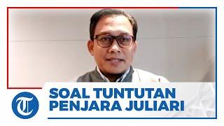Penjelasan KPK soal Tuntutan 11 Tahun Penjara Juliari Batubara