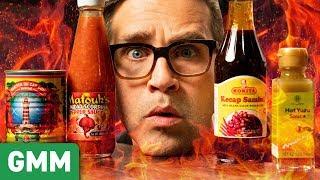 International Hot Sauce Taste Test