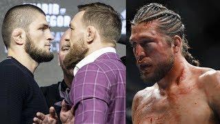 Бойцу UFC наложили 29 швов, зарплаты UFC 231, слушание по делу Хабиба и Конора