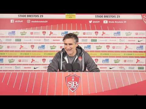 Brest - Nice | Conférence de presse d'avant-match