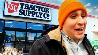Tractor Supply did THIS because of YOU