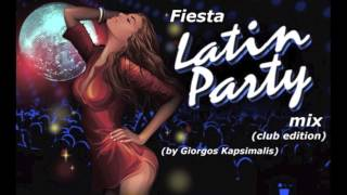 FIESTA LATIN PARTY MIX (club edition)